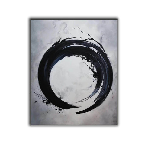 Abstract art paintings   Paint modern abstract art on canvas F192-6