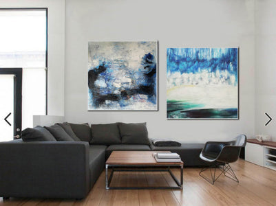 Abstract beautiful paintings  The best abstract art F138-10