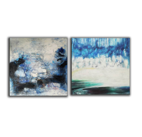 Image of Abstract beautiful paintings  The best abstract art F138-4