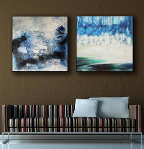 Abstract beautiful paintings  The best abstract art F138-7