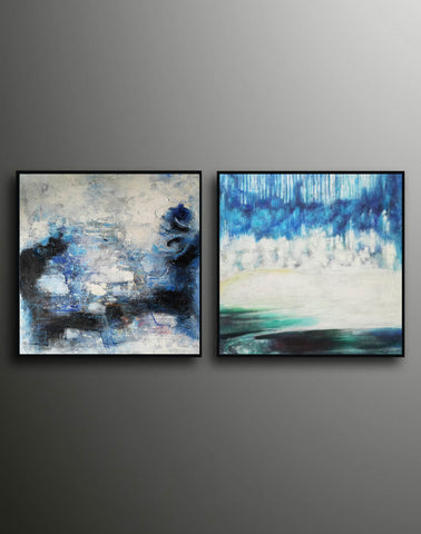 Image of Abstract beautiful paintings  The best abstract art F138-8