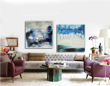 Abstract beautiful paintings  The best abstract art F138-9