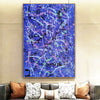 Abstract wall painting | Types of abstract art | Best abstract paintings F169-4