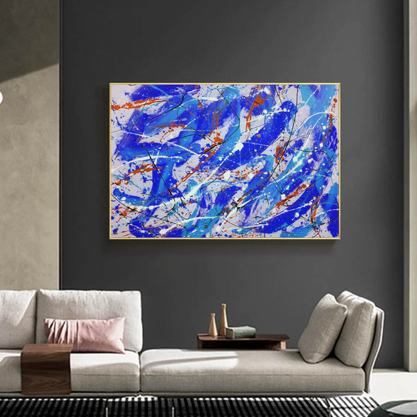Modern oil paintings | Modern abstract painting F161-2