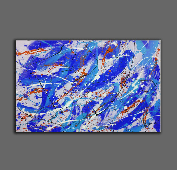 Modern oil paintings | Modern abstract painting F161-6