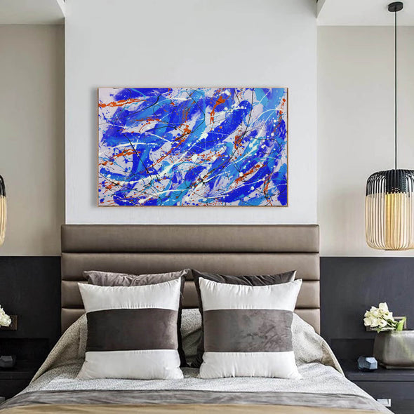 Modern oil paintings | Modern abstract painting F161-1