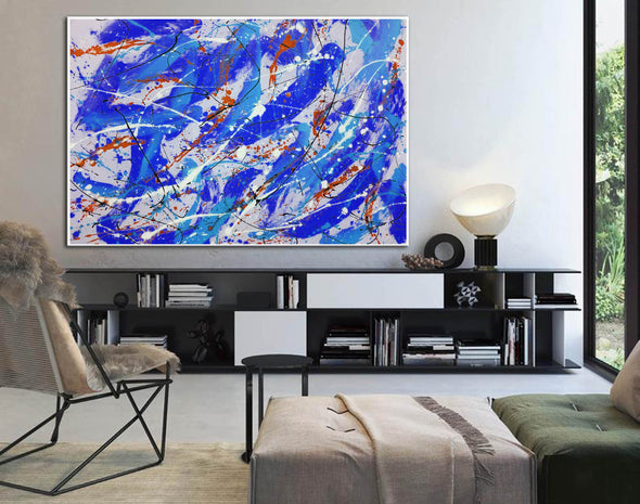 Modern oil paintings | Modern abstract painting F161-10
