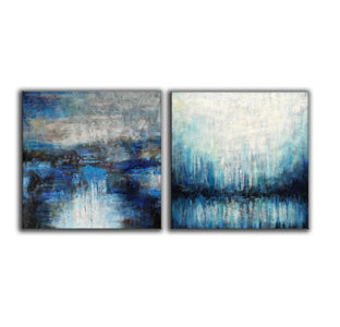 Abstre painting  Different types of abstract painting F126-4