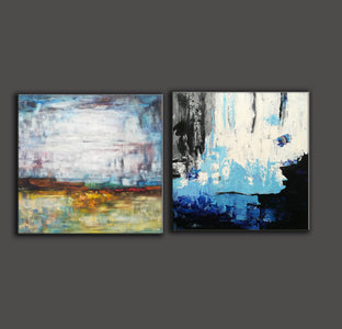 Oversized abstract art | Abstract contemporary art paintings F131
