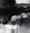 Black and white paintings | Black and white art F79-3