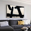 Black white wall art | Black white art F178-10