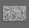 Black and white paintings | Black and white art F157-7