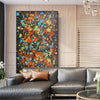 Contemporary canvas art | Original oil paintings | Art painting gallery F168-10