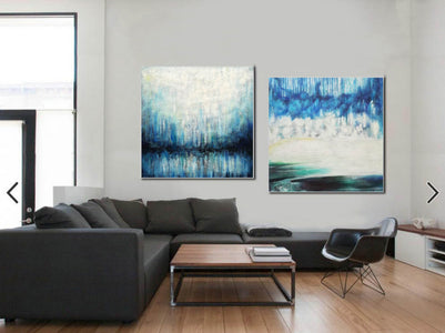 Creative abstract painting  Canvas art paintings abstract F135-1