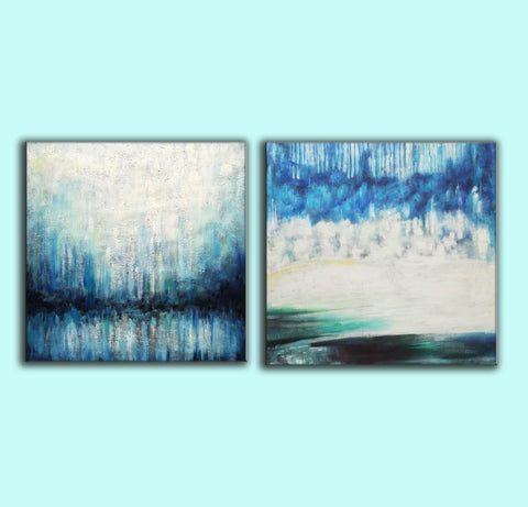 Creative abstract painting  Canvas art paintings abstract F135-4