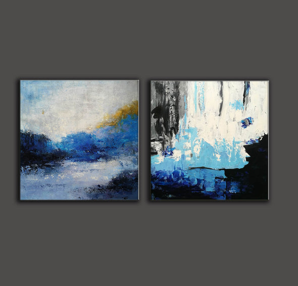 Famous abstract paintings  Famous contemporary artists  Original artwork F121-5