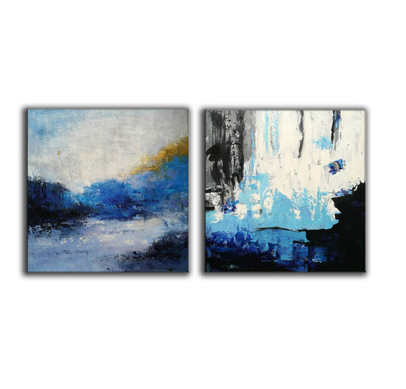 Famous abstract paintings  Famous contemporary artists  Original artwork F121-6