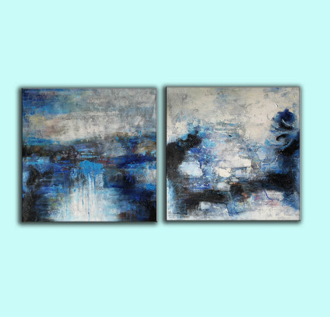 Image of Famous oil painting  Abstract canvas painting  Abstract canvas F122-5