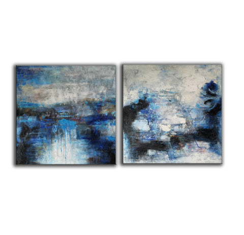 Image of Famous oil painting  Abstract canvas painting  Abstract canvas F122-6