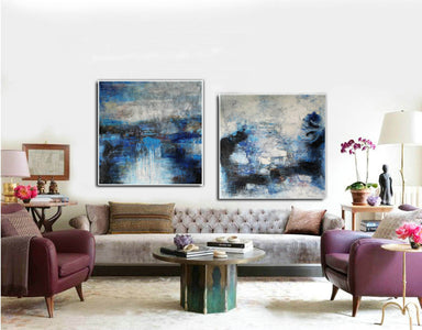 Famous oil painting  Abstract canvas painting  Abstract canvas F122-1