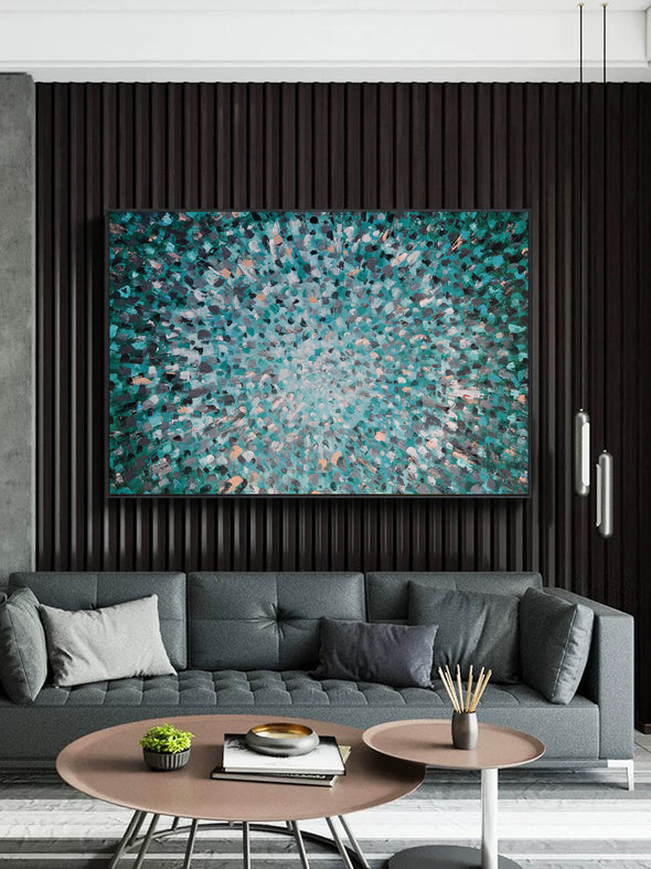 Abstract wall art | Beautiful paintings F145-9