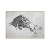 Black white wall art | Black white art F146-10