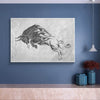 Black white wall art | Black white art F146-8