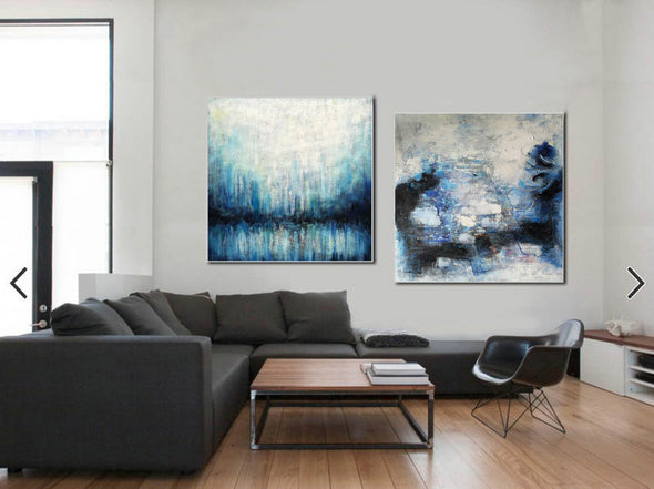 Modern abstract artists paintings  Oil painting abstract canvas F133-10