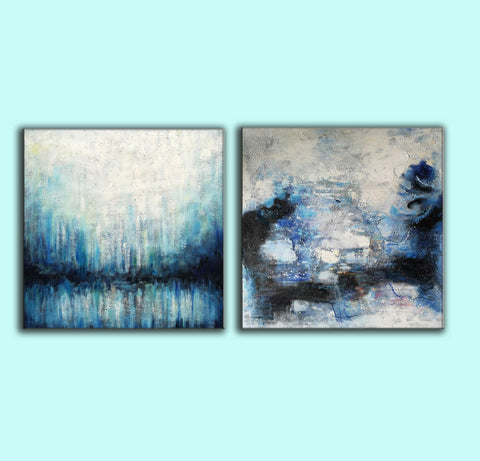 Modern abstract artists paintings  Oil painting abstract canvas F133-5