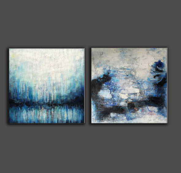 Modern abstract artists paintings  Oil painting abstract canvas F133-7