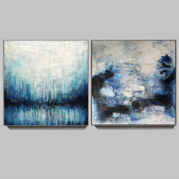Modern abstract artists paintings  Oil painting abstract canvas F133-8