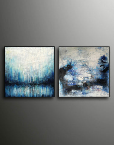 Modern abstract artists paintings  Oil painting abstract canvas F133-9