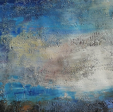 Modern art artists  Large oil painting  Large abstract art F123-5