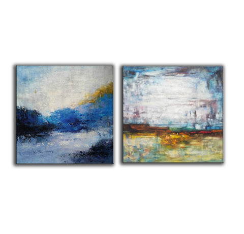 Image of Modern art paintings  Wall art painting  Large paintings F119-6