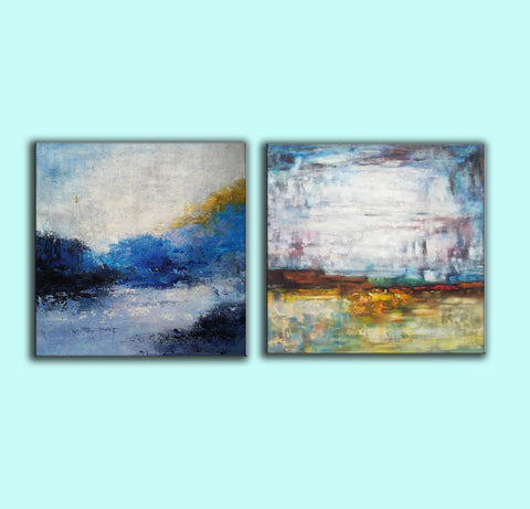 Image of Modern art paintings  Wall art painting  Large paintings F119-7
