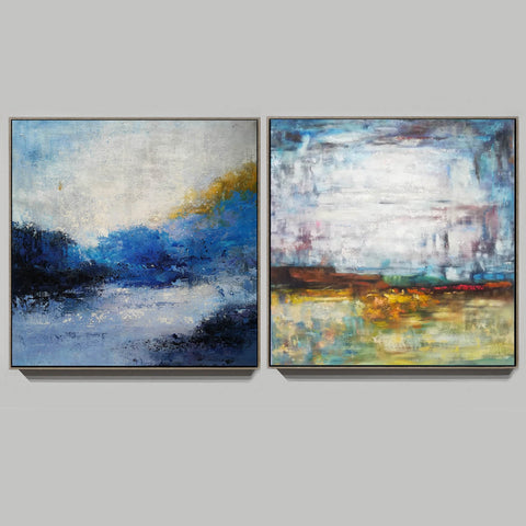 Image of Modern art paintings  Wall art painting  Large paintings F119-8