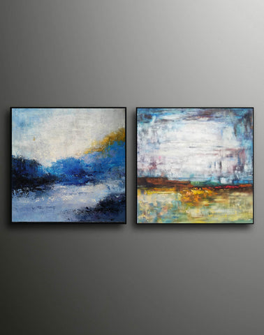 Image of Modern art paintings  Wall art painting  Large paintings F119-9