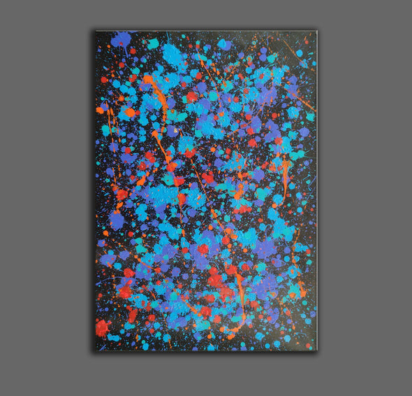 Modern oil paintings | Modern abstract painting | Large abstract painting F164-6
