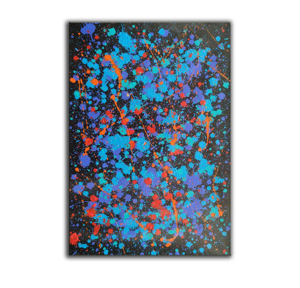 Modern oil paintings | Modern abstract painting | Large abstract painting F164-7