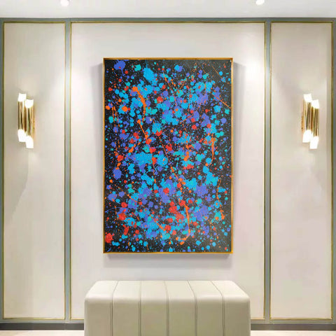 Image of Modern oil paintings | Modern abstract painting | Large abstract painting F164-10