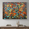 Abstract painting | Impressionist art F155-1
