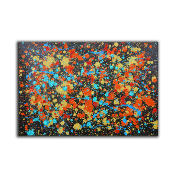 Abstract painting | Impressionist art F155-5