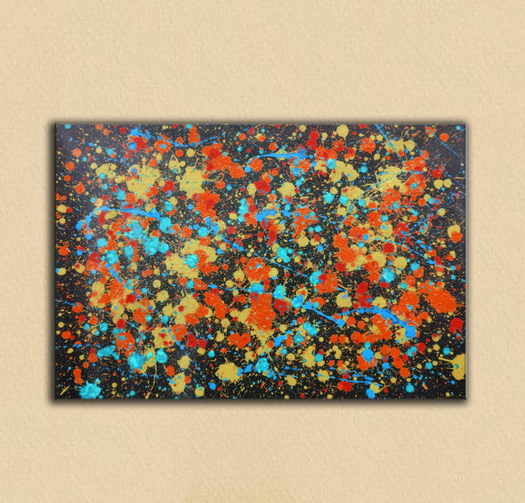 Abstract painting | Impressionist art F155-6