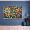 Abstract painting | Impressionist art F155-8