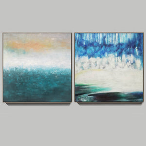 Oil painting on canvas abstract  Abstract oil on canvas paintings F142-8