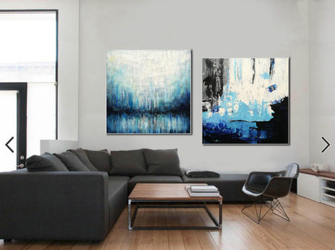 Paint abstract oil paintings  Contemporary art abstract paintings F132-10
