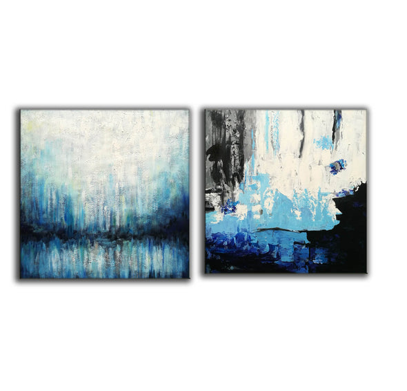 Paint abstract oil paintings  Contemporary art abstract paintings F132-5