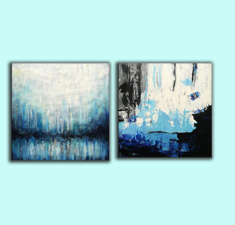 Paint abstract oil paintings  Contemporary art abstract paintings F132-6