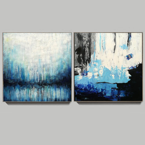 Paint abstract oil paintings  Contemporary art abstract paintings F132-7