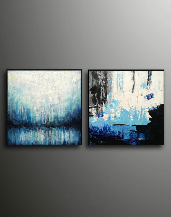 Paint abstract oil paintings  Contemporary art abstract paintings F132-8